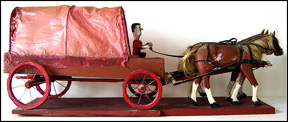 Harry Wile Covered Wagon