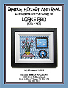 Lorne Reid Exhibition